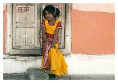 Pushkar, distant... - Pushkar, Rajasthan