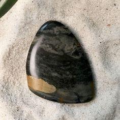 Lake Michigan Stone Cabochon