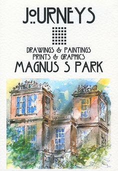 'JOURNEYS' - TITLE PAGE - | by PARK@ARTWORKS Title Page, Artworks, Journey, Album, Park, Prints, Art Pieces, The Journey, Parks