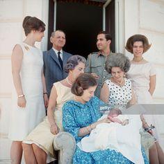 King Queen Princess, Royal Queen, Princess Anne, Baby Princess, Prince And Princess, Queen Anne, Greek Royalty, Danish Royalty, Greek Royal Family