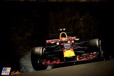 Max Verstappen, Red Bull, Formule 1 Grand Prix van Azerbeidzjan 2017, Formule 1