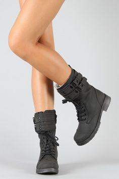 Combat boots! My favorite