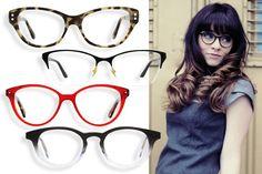 Best Glasses, Eyeglass Frames Fall 2014 | Teen Vogue