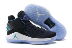 2dfe03bb3c03 2017 Cheap Air Jordan XXX2 Black Blue - Cheap Jordan Shoes For  Sale