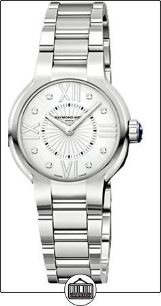 Raymond Weil Noemia 5932-st-00995Acero Inoxidable Cuarzo Ladies Watch  ✿ Relojes para mujer - (Lujo) ✿