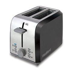 2-Slice-Toaster-Breakfast-Bagels-900-Watt-Electronic-Toast-7-Shade-Setting-Bread