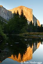 El Capitan, Merced River, Yosemite Valley