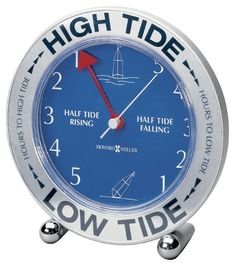 Howard Miller 645527 Tide Mate III Weather  Maritime Table Clock by >>> Find out more about the great product at the image link. (This is an affiliate link) #HomeDecorClocks