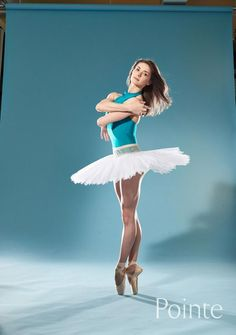 Image result for pointe magazine cassandra trenary
