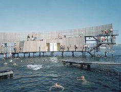 ° Bain de mer nordique... ° Les bains de mer de Kastrup