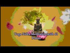 Yoga Nidra with 61 Points