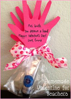 Homemade Teacher Gift for Valentines Day : homemade teacher gift ideas - princetonregatta.org