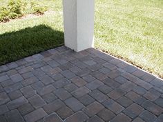 Paver Patio Color Block Type