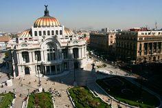 Visit El Palacio de Bellas Artes... Mexico DF