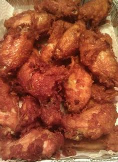 Chicken Alice's Wings - die-hard fans yearn for the spicy wings she fried up a decade ago : starbulletin