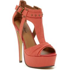Michael Antonio Tackett Platform Heel and other apparel, accessories and trends. Browse and shop 2 related looks.