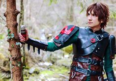 Hiccup Cosplay - How to Train Your Dragon 2 HTTYD2 by lowlightneon.deviantart.com on @DeviantArt
