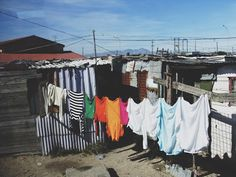 Cape Town South Africa // Khayelitsha Township African House, African Life, South African Art, Most Beautiful Cities, Beautiful Places To Visit, South Afrika, Cape Town South Africa, Photo Essay, Pretty Pictures