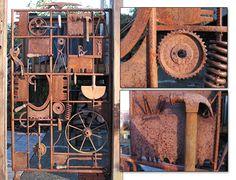 welded gates designs - Google Search