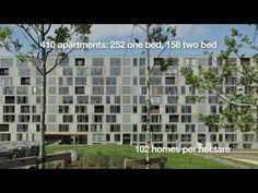 Saxton, Leeds - Housing Design Awards 2012 Winner - YouTube