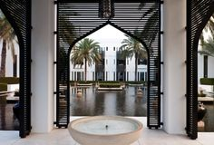 The Chedi Muscat hotel Overview - Muscat - Oman - Smith hotels