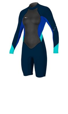 O Neill Womens Bahia LS Spring Wetsuit 2017  2aff64087