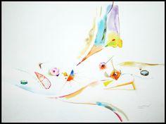 """Saatchi Online Artist John Norman Stewart; Painting, """"In Vogue?"""" #art"""