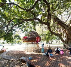 Ten of the best Australian playgrounds –in pictures   Art and design   The Guardian