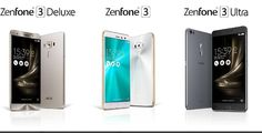ASUS launches a hoard of gadgets and devices: ZenFone 3, ZenBook 3,   ZenWatch 3, Transformer 3; Specs, feature and more