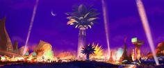 Sahara Square, Zootopia concept art