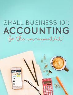 Business Accounting for the Non-Accountant — Think Creative Collective Tax season is coming up. Small Business Accounting for the Non-AccountantTax season is coming up. Small Business Accounting for the Non-Accountant Small Business Accounting, Business Advice, Business Planning, Small Business Marketing, Online Business, Accounting 101, Bookkeeping For Small Business, Business Notes, Business Education