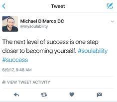 I occasionally tweet things 🐣 #qotd #success #selfawareness Self Awareness, S Quote, First Step, Success, Activities, Instagram