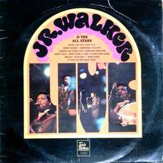 JR. WALKER & THE ALL STARS - Live (Tamla Motown STML 11152) Vinyl   Music