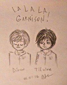 Dinan and Tilwine