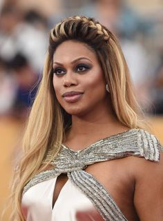 How to get hair like Laverne Cox plus 29 other ways to change up your long hair without having to chop off the length.
