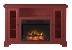 Flamelux Media Electric Fireplace Console