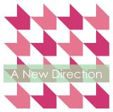 Image of A New Direction Mini Quilt PDF Pattern by canoe ridge creations Mini Quilt Patterns, Pdf Patterns, Pattern Blocks, Baby Quilt Size, Pink Quilts, Baby Quilts, Rainbow Quilt, Quilt Material, Thing 1
