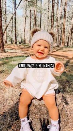 Pretty Names, Cute Names, Kid Names, Children Names, Rare Baby Names, Cute Baby Girl Names, Country Baby Boy Names, Precious Children, Funny Babies