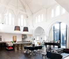 Spectacular Converted Church in London Wants $15.7M - House of the Day - Curbed National