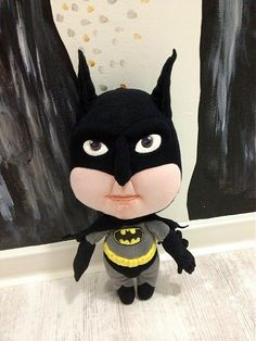 Batman Mery-Jane / Ňuňulák 4 ever :) Batman, Dolls, Superhero, Handmade, Stuff To Buy, Fictional Characters, Art, Baby Dolls, Art Background