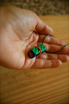 Necklaces Ledenets by hairofrhino on Etsy, $10.00