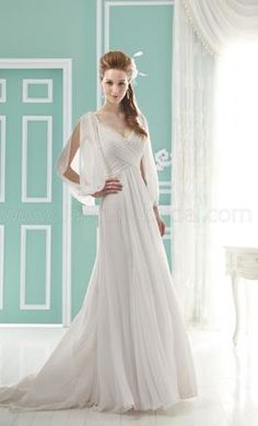 Jasmine F141069: buy this dress for a fraction of the salon price on PreOwnedWeddingDresses.com