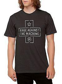 rage against the machine shirt topic
