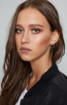In Touch Earrings Silver