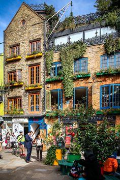 Neal's Yard, London - By Freddie Ardley Photography