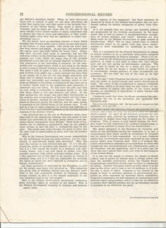 12-12 01 May 1939 Congressional Record 76th Congress First Session  Speeches of Hon. J. Thorkelson re: The most dangerous enemies are advocates of socialism and communism.