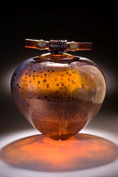chris hawthorne glass | and sculptures, fused and slumped