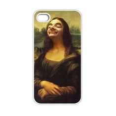 Mr Bean Monalisa iPhone 4[S] Case