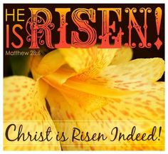 """""""He is not here, for He has risen, just like He said. Come, see the place where the LORD was lying. Praise The Lords, Praise And Worship, Christ Is Risen, Jesus Christ, Happy Resurrection Sunday, He Is Risen Indeed, He Has Risen, Lord And Savior, Bible Verses Quotes"""