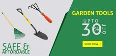 Looking #Safe & #Affordable #Garden #Tools ? Grab Your Product Today & Get Upto 30% Off Only On Bellstone Online. Call me 09711010424